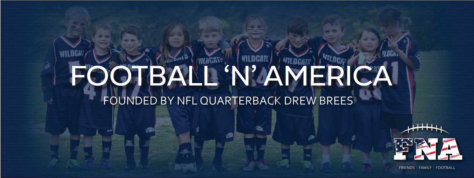 FOOTBALL 'N' AMERICA